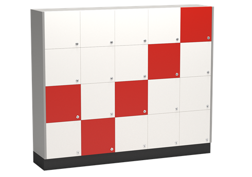 UNILOCK MELAMINE LOCKERS