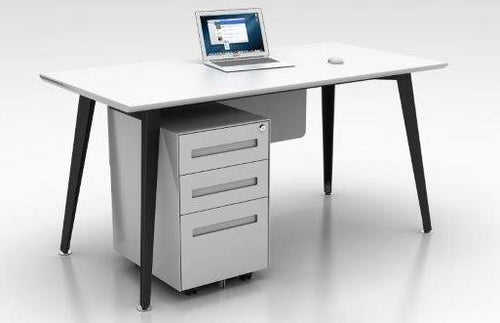 VLI SINGLE STAND ALONE DESK