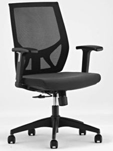VERONA MESH BACK TASK CHAIR - FREE SHIPPING SYD METRO