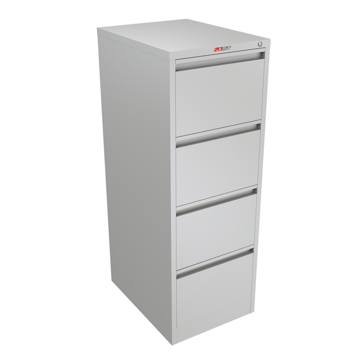 AUSFILE 4 DRAWER FILING CABINET