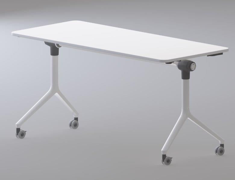 C-FLIP FOLDING DESK - PRICE EXCLUDES DELIVERY