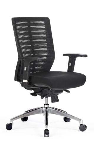 ZEBRA EXECUTIVE MESH BACK CHAIR