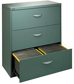BROWNBUILT LATERAL 2, 3 AND 4 DRAWER CABINETS