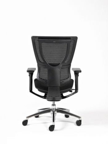 FREEFORM EXECUTIVE MESH BACK CHAIR 150KG RATED