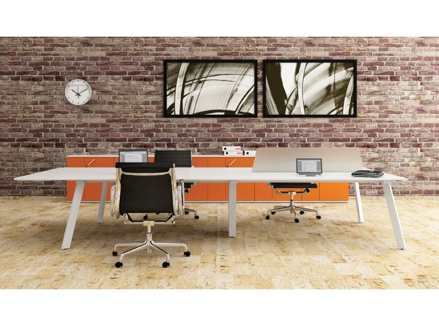 GEN X WORKSTATION DESK & BENCH SYSTEM