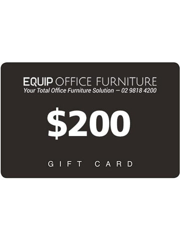 GIFT CARD - IDEAL FOR A CO-WORKER OR FAMILY MEMBER