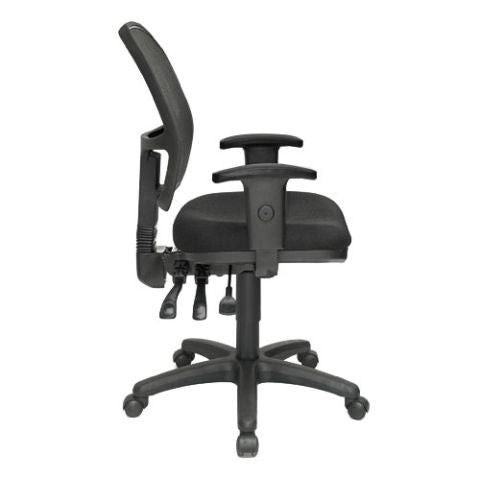 KLASS MESH BACK CLERICAL CHAIR