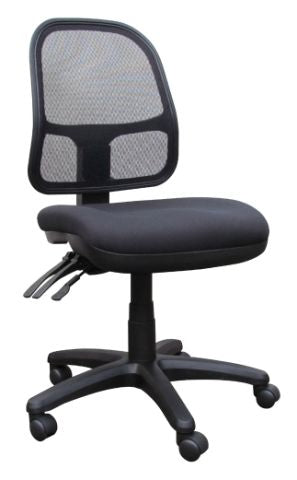 KLASS CLERICAL MESH BACK CHAIR