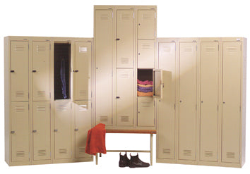 AUSFILE LOCKERS, STANDS & SEATS
