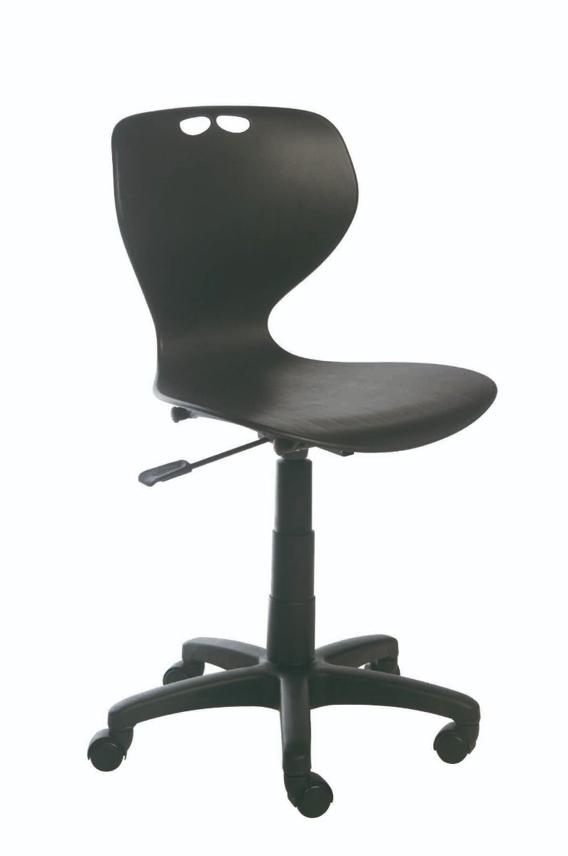 MATA SWIVEL WITH ARMS STUDENT CHAIR