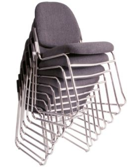 NOVA CLIENT CHAIR - STACKABLE