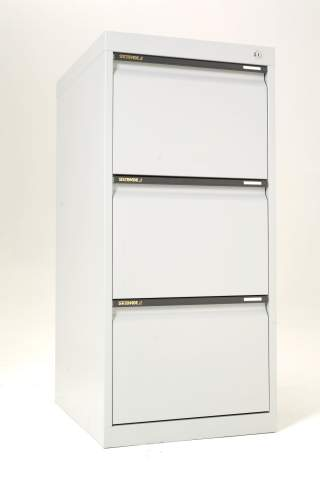 STATEWIDE FILING CABINET SW3 3 DRAWER NOW WITH ELECTRONIC LOCK OPTION