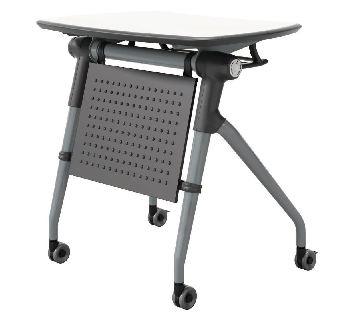 SIDELINE MOBILE FLIP TOP TABLE