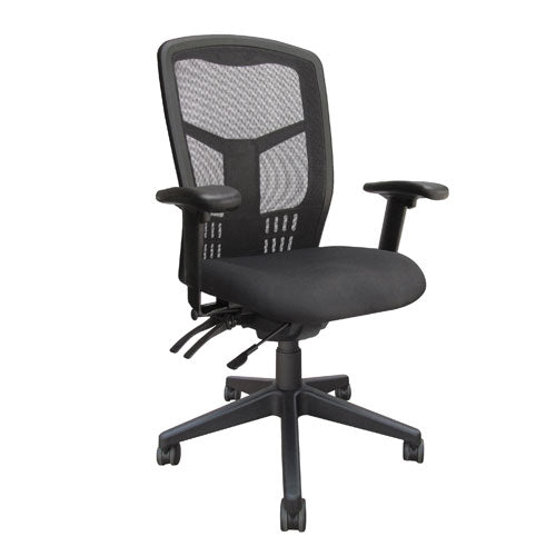 TRANSIT EXECUTIVE MESH HIGH BACK CHAIR