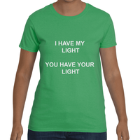 Ladies Irish Green T-Shirt