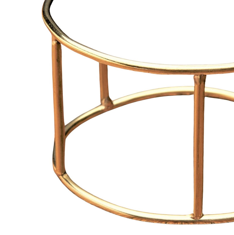 A wide, adjustable pure brass geometric cuff bracelet designed by OMishka.