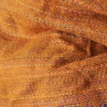 Soft Woven Bamboo Kantha Stitched Large Brown Shawl - 06