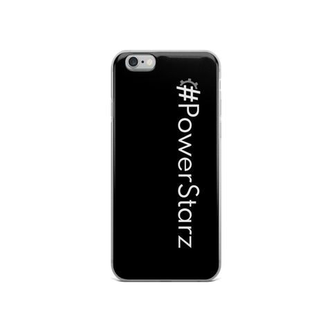 #PowerStarz iPhone Case