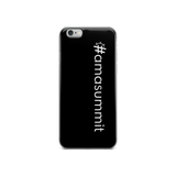 #amasummit iPhone Case