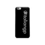 #italiangp iPhone Case