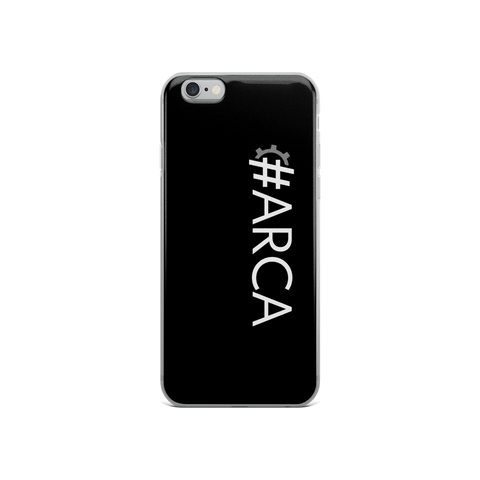 #ARCA iPhone Case