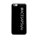 #ACESAPStyle iPhone Case
