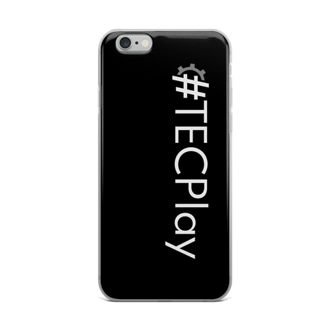 #TECPlay iPhone Case