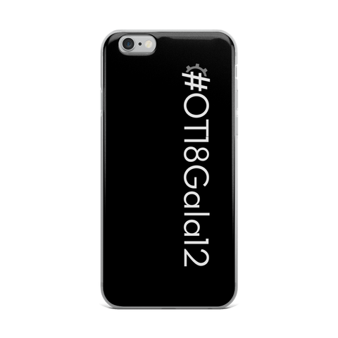 #OT18Gala12 iPhone Case