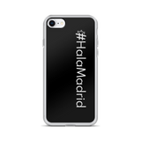 #HalaMadrid iPhone Case