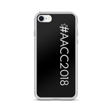 #AACC2018 iPhone Case