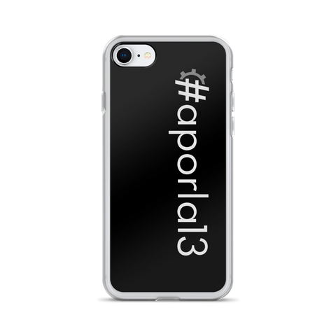 #aporla13 iPhone Case