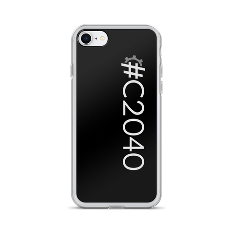 #C2040 iPhone Case