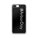 #ArborDay iPhone Case