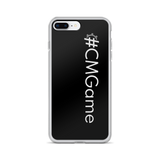#CMGame iPhone Case