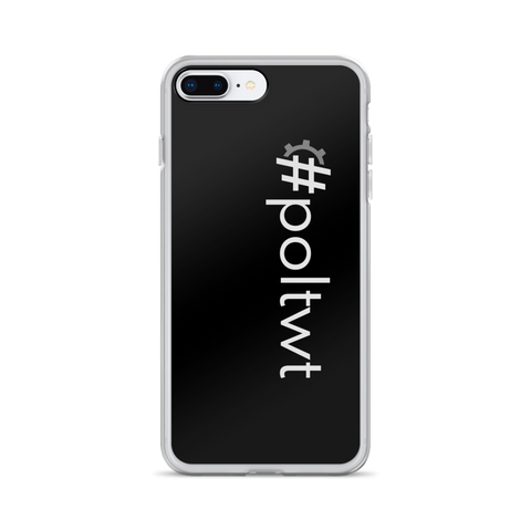 #poltwt iPhone Case