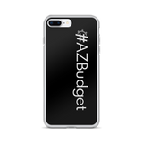 #AZBudget iPhone Case