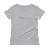 #TheGameAwards Women's Scoopneck T