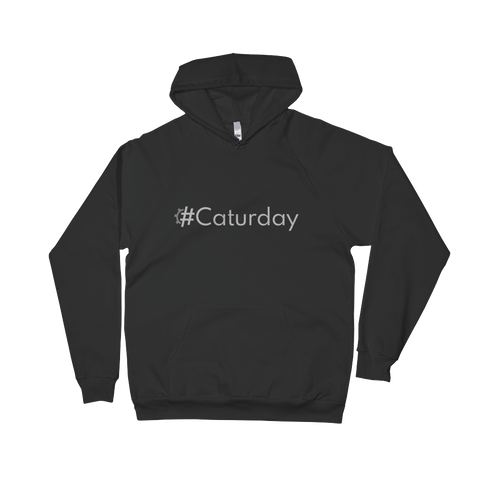#Caturday Pullover Hoodie