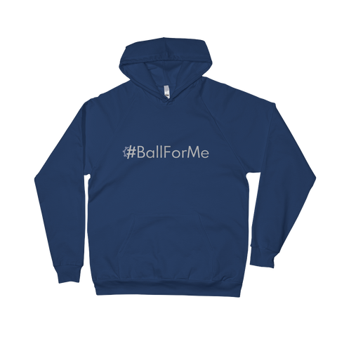 #BallForMe Pullover Hoodie