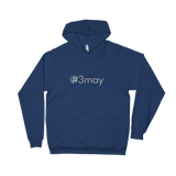 #3may Pullover Hoodie