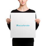 #accelerate Word Art