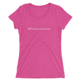 #TheGameAwards Women's Triblend Fitted T