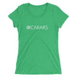 #CARARS Women's Triblend Fitted T