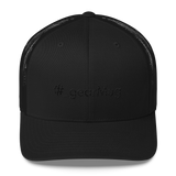 #_gearMug Retro Trucker Hat
