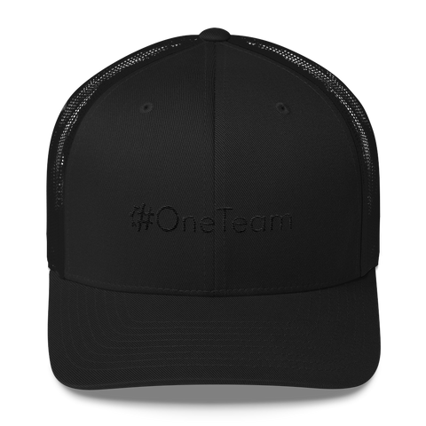 #OneTeam Retro Trucker Hat