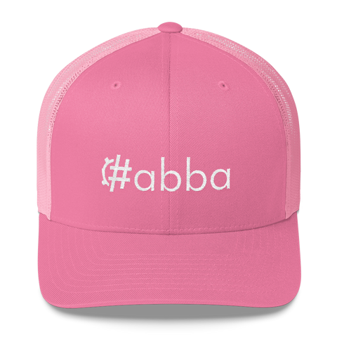 #abba Retro Trucker Hat