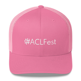 #ACLFest Retro Trucker Hat