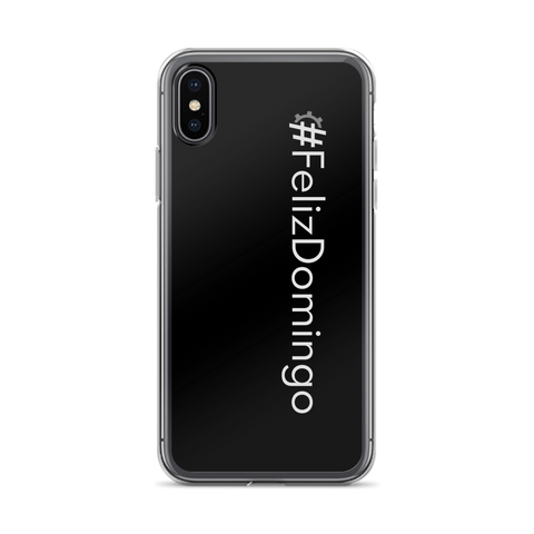 #FelizDomingo iPhone Case