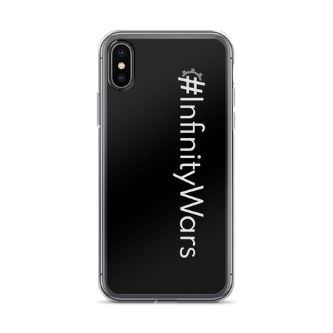 #InfinityWars iPhone Case