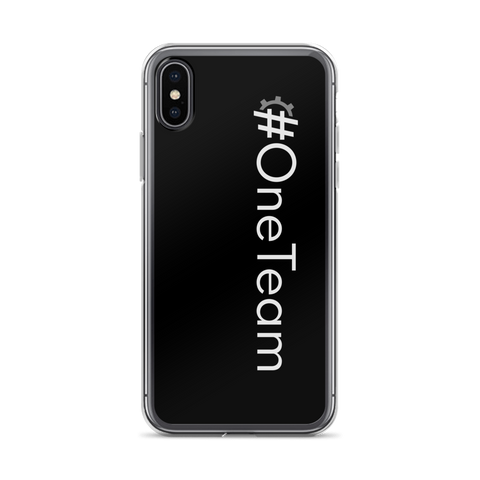 #OneTeam iPhone Case